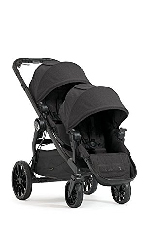 Baby Jogger 2017 City Select LUX Double Stroller (Granite) by Baby Jogger