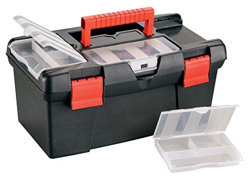- Heritage Arts HPB1609 Medium Art Black Tool Box