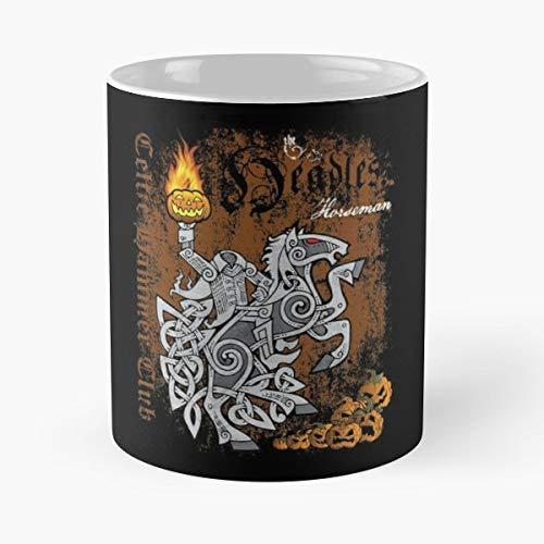 Headless Horseman Sleepy Hollow Tarrytown Halloween Gift Coffee/tea Ceramic Mug 11 Oz -