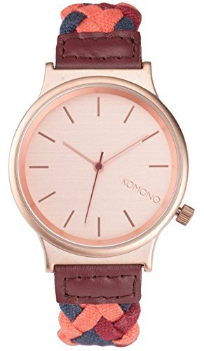 [Small] KOMONO watch 3 needle WIZARD WOVEN KOM-W1851 [parallel import goods] by KOMONO (small)