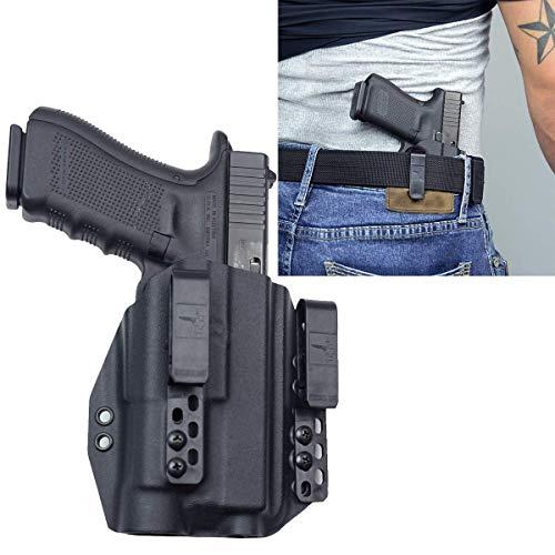 Bravo Concealment: Glock 17 22 31 TLR1-HL IWB DOS-Light Bearing Gun Holster