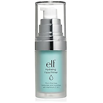 E.L.F. Cosmetics, Hydrating Face Primer, 0.47 fl oz(pack of 12) Absolute Pure White Lotion Clarte  200ml/6.7oz