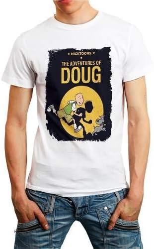 Camiseta Desenho Doug Funnie Disney Camisa Personalizada Desenho