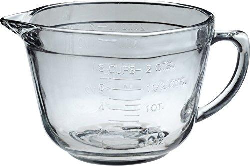 Glass Batter Bowl - 9