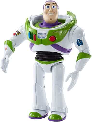 Mattel Disney/Pixar Toy Story Talking Buzz Figure