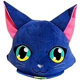 クイズRPG 魔法使いと黒猫のウィズ フェイスBIGぬいぐるみ ウィズ 約32cm