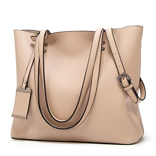 ALARION Women Top Handle Satchel Handbags Shoulder Bag Messenger Tote Bag Purse ()