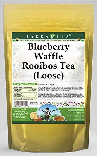 Blueberry Waffle Rooibos Tea (Loose) (8 oz, ZIN: 544031) - 3 Pack