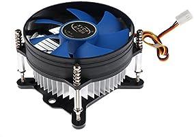 Cpu Cooler Disipador Térmico Del Ventilador De 65w Intel Socket ...