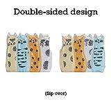 Bico Cartoon Cat Napkin Holder, Handpainted