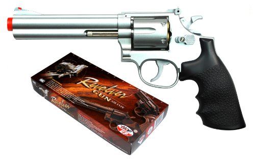 TSD Sports UA934S 6 Inch Spring Powered Airsoft Revolver