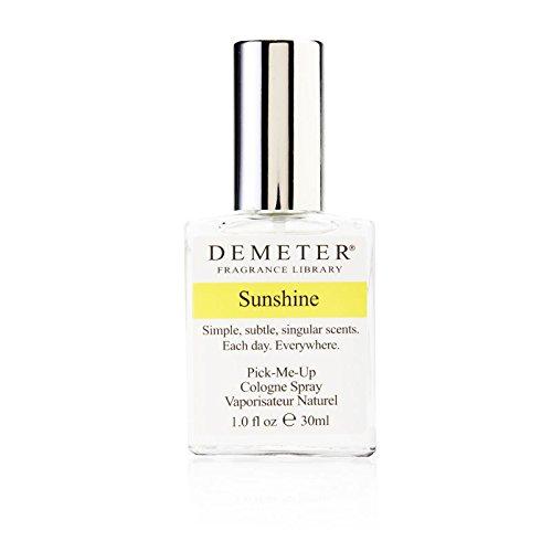 Demeter Cologne Spray, Sunshine