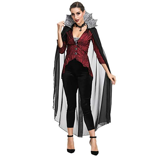 Clearance Halloween Dress, Forthery Vampire Costumes Women's