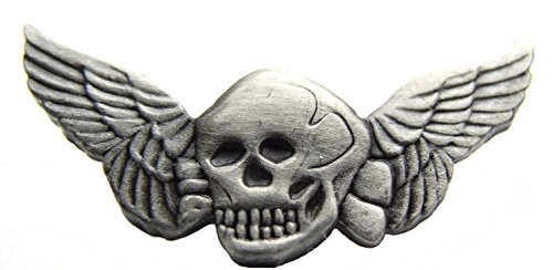 Death Wings Military Pewter 2