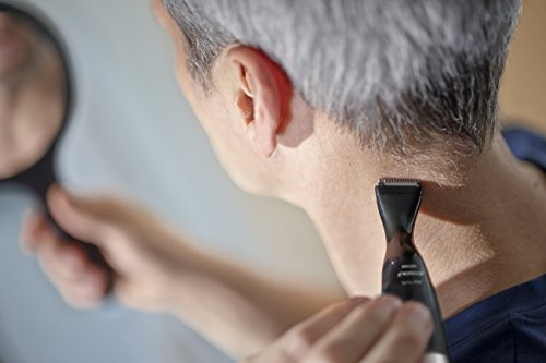 Philips Norelco Nose, Ear, and Eyebrow hair trimmer NT5175/49 - facial hair trimmer, precision styler, (series 5000) by Philips Norelco (Image #10)