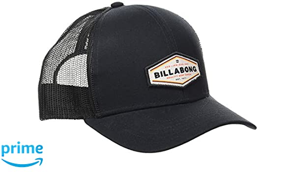 BILLABONG Walled Trucker Gorro de Punto, Negro (Black 19), One ...