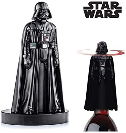 Star Wars - Sacacorchos Darth Vader Negro
