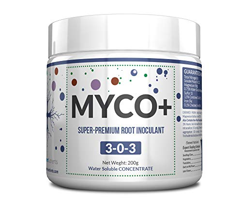 MYCO+ - The Best Mycorrhizal Root Booster for A Bigger, More Explosive Root Mass (200g) -