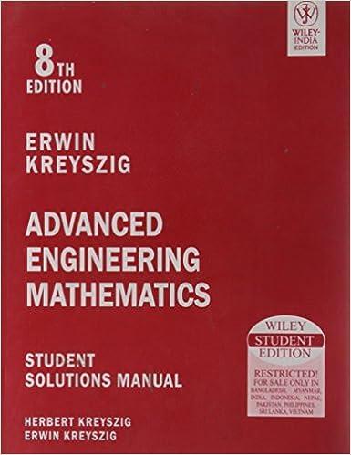 Kreyszig Solutions Pdf