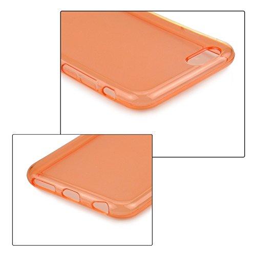 Mxnet Ultrathin Smooth Surface Anti-Rutsch-TPU Case für iPhone 6 Plus & 6S Plus rutschsicher Telefon-Kasten ( SKU : S-IP6P-0321E )