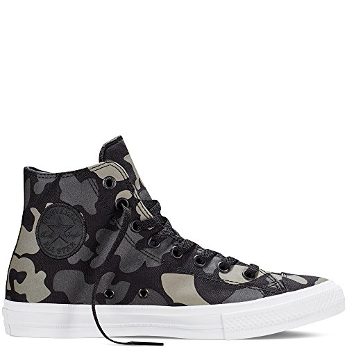 Converse Mens Chuck Taylor Ctas ll Hi Top Fashion Sneaker...
