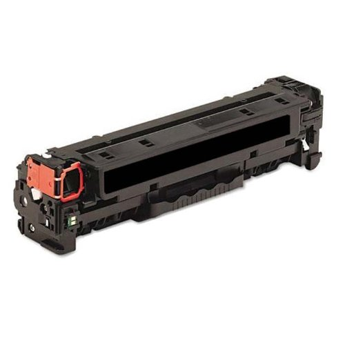 HI-VISION HI-YIELDS ® Compatible Toner Cartridge Replacement for Hewlett-Packard (HP) 128A CE320A (Black)