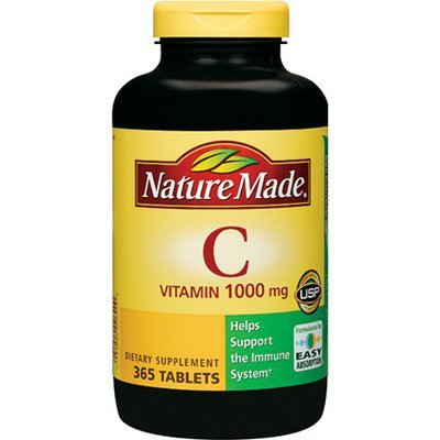 The Best Nature Made Vit C 1000Mg Tablets