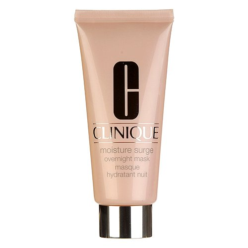 Clinique Moisture Surge Overnight Mask for All Skin Types, 3.4 Ounce (Mask Intense Moisture)