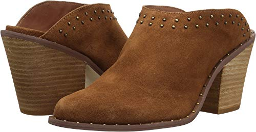 Chinese Laundry Women's Saybrook Rusty Brown Silk Suede 5 M US