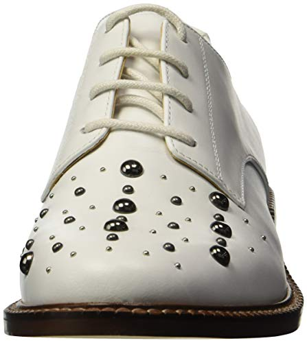 Oxford Contessa Women's Nine West White Leather IwRvw