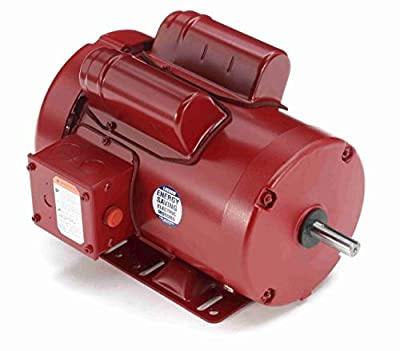 1.5 hp 1725 RPM 56 Frame TEFC (Farm Duty) 115/208-230 volts Leeson Electric Motor # 110089.00