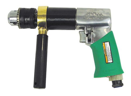 - Mountain 7307 Drill Reversible Air Heavy Duty 1/2-Inch Dr. 500rpm
