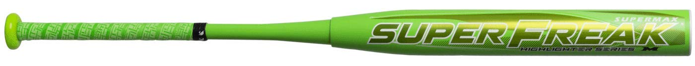Miken 2019 Limited Edition Superfreak Supermax Highlighter USSSA Slowpitch Softball Bat (MHS14U) 417OyaRsFCL