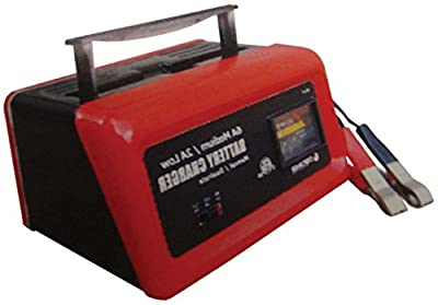 ROAD GENIE: Battery Charger, 6V, 12V, With Trickle Charge, Quick Charge, & Auto Shut-Off