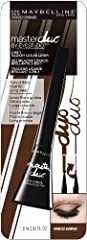 Maybelline New York Eye Studio Master Duo Glossy Liquid Liner - Bronzed Shimmer (Pack of 2)