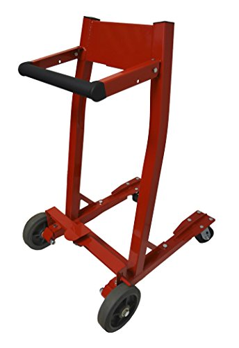 Small Outboard Motor Dolly, up to 30-45hp clamp-on durabl...