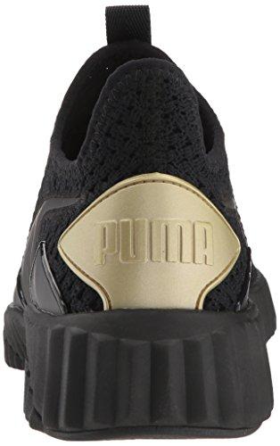 2 Gold metallic Defy Scarpe Wn's Puma Fitness Donna Black EwRCqn8fx