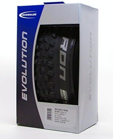 Schwalbe Rocket Ron Evo TLR Tire w/Pace Star Compound - 26