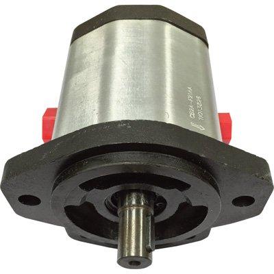 NorTrac Bi-Directional Gear Pump - 4 GPM, 5/8in. Dia. Shaft, Model# CB2A-F4SXA