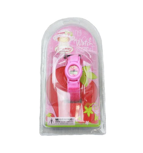 (Watch - Strawberry Shortcake - Blue Digital Kids New Gifts Toys ss300b)