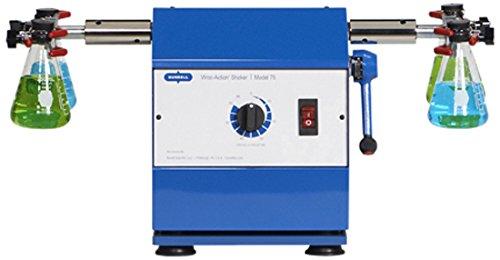 Burrell Scientific 075-775-04-19 Wrist Action Shaker, Model 75-AA, Blue/White