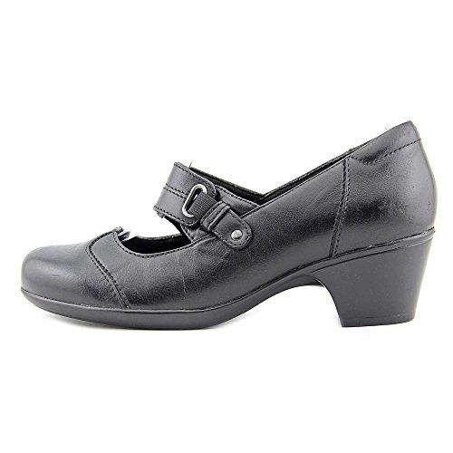Clarks Infalls Siene Läder Mary-jane Svart