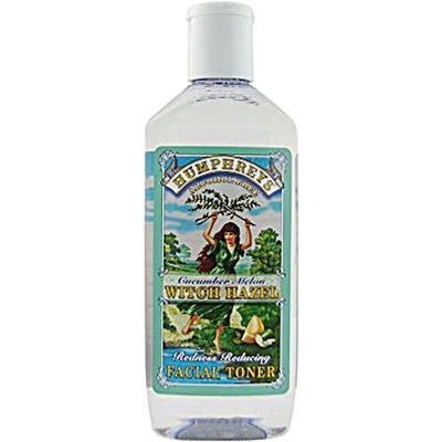Facial Redness Remedy - Humphrey's Homeopathic Remedy Witch Hazel Facial Toner Redness Reducing -- 2 fl oz