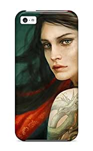 Excellent Design Women Case Cover For ipod touch4