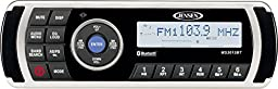 JENSEN MS2013BTR AM/FM/USB Waterproof Stereo with Bluetooth