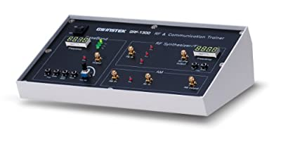 GW Instek GRF-1300 RF and Communication System Trainer for GSP-730 Spectrum Analyzer
