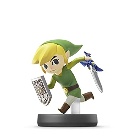 Toon Link amiibo (Super Smash Bros Series)