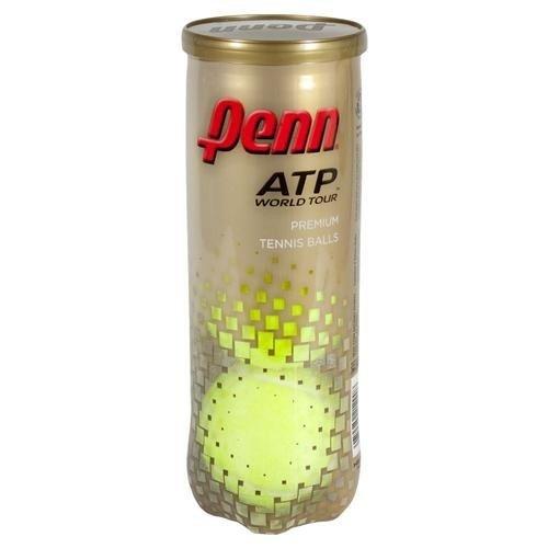 Penn 521290Can Atp World Tour Extra Duty Tennis Ball Can