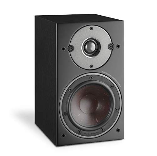 Dali Oberon 1 Bookshelf Speakers in Black Ash (Pair)