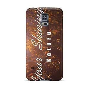 Samsung Galaxy S5 QSU17587Hjrb Allow Personal Design Trendy Linkin Park Pattern Durable Hard Phone Cover -CharlesPoirier